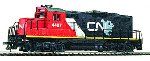 (Walthers Trainline EMD HO Scale GP9M Ready-to-Run Canadian National)