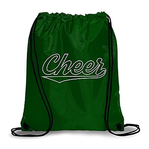 New Cheer Back Sack (Forest Green)