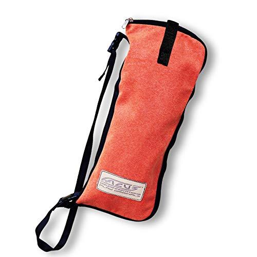 Bag for chopsticks orange by FACUS