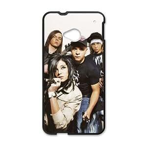 Tokio Hotel ND28BF7 funda HTC uno M7 teléfono celular caso funda Y2ZQ4I7BU