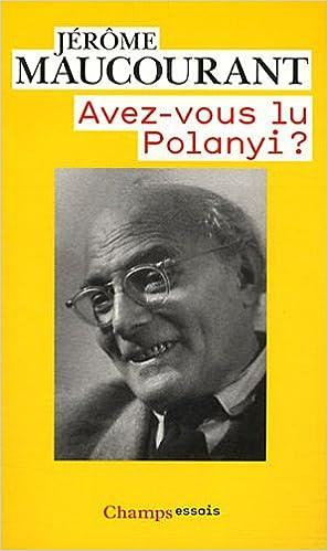 Livre Avez-vous lu Polanyi ? epub, pdf