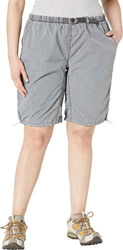 White Sierra Women's Hanalei Bermuda Shorts - Extended Size, Castle Rock, 1X