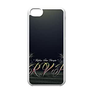 iPhone 5c Cell Phone Case White Robin van Persie Phone cover R49384596