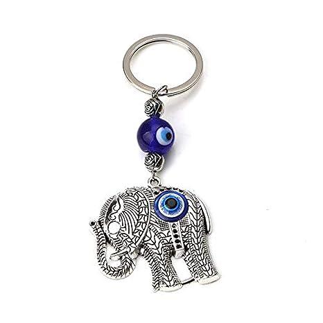 Amazon.com: YPT - Llavero con diseño de búho, elefante ...