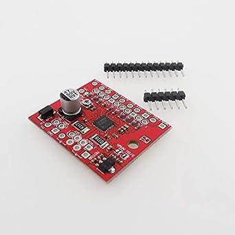 Placa de controlador grande Easy Driver V1.2 A4988 para impresora ...