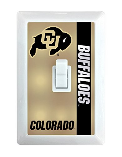Colorado Buffaloes LED Light (Colorado Buffaloes Lamp)