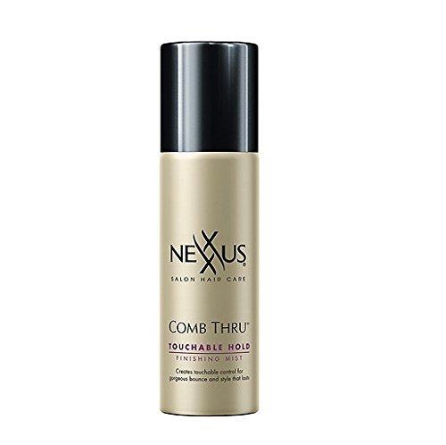 Nexxus Comb Thru Hold & Finishing Mist Spray New 1.5 Oz Trav