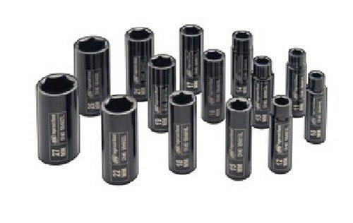 Ingersoll Rand SK4M14L 1//2-Inch 14 Piece Deep Metric Impact Socket Set