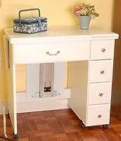 Mueble para máquina de coser- Tia Em: Amazon.es: Hogar