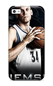 Best 8598922K544011967 minnesota timberwolves nba basketball (10) NBA Sports & Colleges colorful iPhone 5c cases