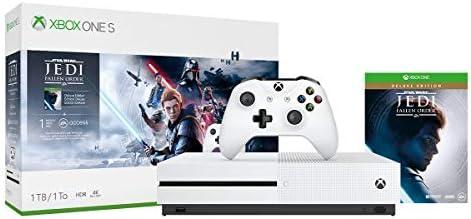 Xbox One S 1TB Console – Star Wars Jedi: Fallen Order Bundle [DISCONTINUED]