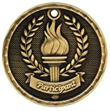 Trophy Cruch Bike Medal and Ribbon in Bulk Vintage