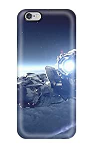 Case Cover Prometheus Space Ship Ridley Scotts People Movie/ Fashionable Case For Iphone 6 Plus