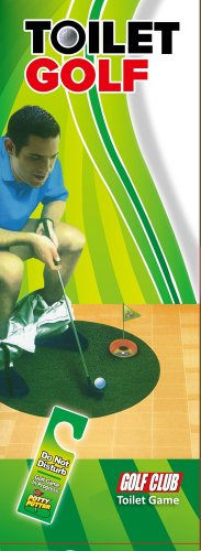 Potty Putter Toilet Time Golf product image