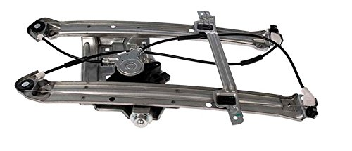 Front Driver Power Window Regulator with Motor NEW Replacement for 04-08, 10-11 Mitsubishi Endeavor MR565451