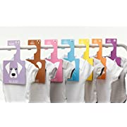 Baby Closet Dividers - Little Pals | Baby Clothes Organizers / Hangers