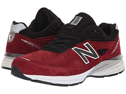 ビールにもかかわらずハリウッド[new balance(ニューバランス)] メンズランニングシューズ?スニーカー?靴 M990V4