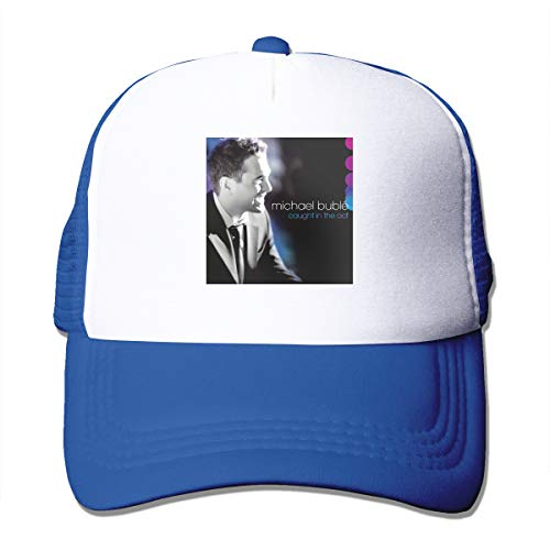 DonaldKAlford Michael Buble Caught in The Act Adjustable Hat Sports Unisex Casual Baseball Cap,Sun Hat,Truck Hat (Michael Buble Caught In The Act Home)