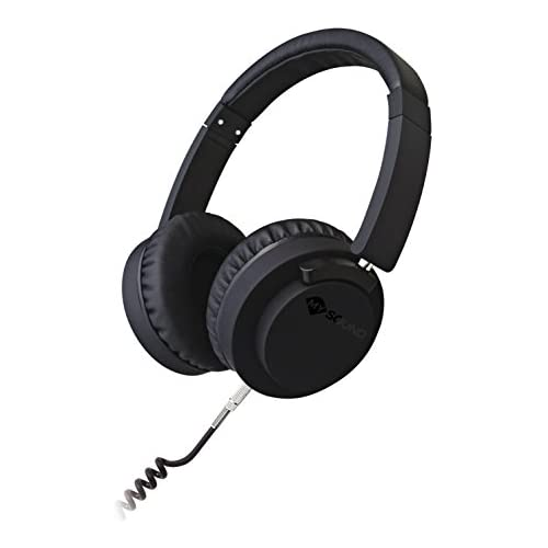 chollos oferta descuentos barato Meliconi Speak Pro Auricular DJ estéreo Color Negro