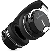 ELEPAWL Noise Cancelling Wireless Bluetooth Headphones Over Ear with Microphone