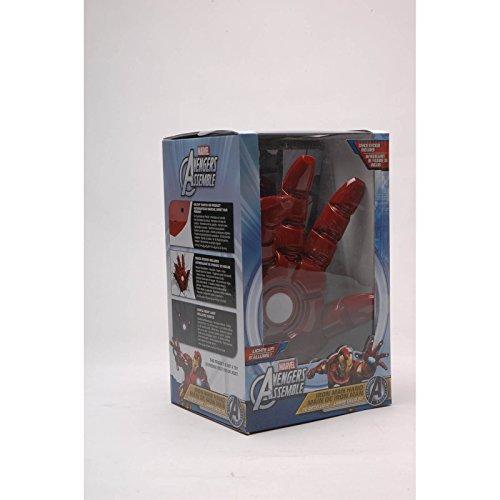 OZSHOP Iron Man Hand 3d Fx Deco LED Night Light