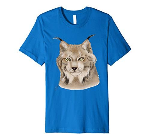 (Skipper the Canada Lynx Premium Tee Shirt)