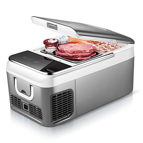 18L refrigerador del coche coche compresor DC 12V refrigerador ...