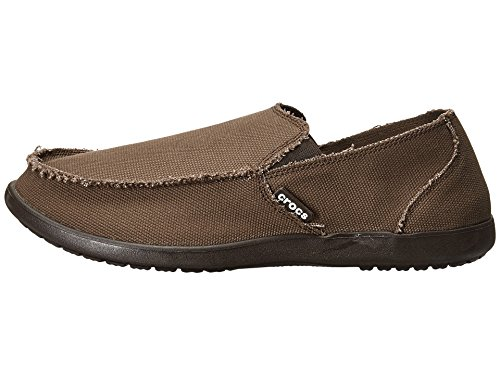 M US Slip D On Men's Espresso Loafer Cruz Crocs 9 Santa CwzxaqvB