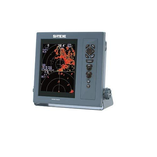 """Sitex T2041 10.4"""" Color Radar With 4kw 25"""" Dome"""