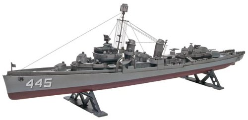 Revell 1:306 USS Fletcher Destroyer