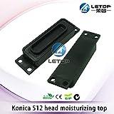 Printer Parts K0nica 512 Head moisturizing top Inkjet Printer Parts