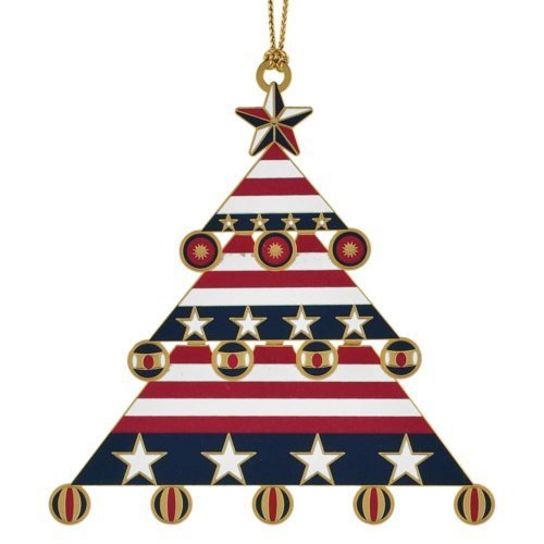 Buy Beacon Design By Chemart Americana Christmas Tree Ornament Online At Low Prices In India Amazon In