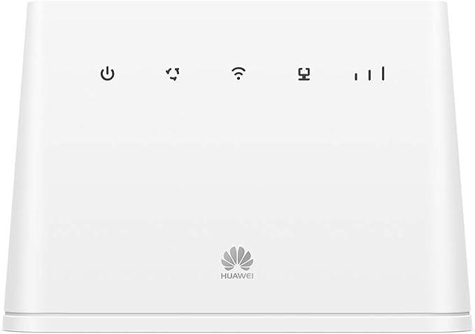 Huawei B311 con salida de teléfono fijo