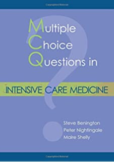 Buy Critical Care MCQs: A Companion for Intensive Care Exams