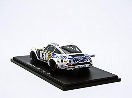 Spark Model S 3494 Porsche Carrera RSR 61 ADN LM-1974 J.SELZ F.VETSCH 01:43 Aut: Amazon.es: Juguetes y juegos