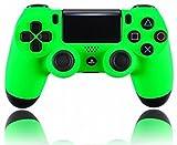 Soft Neon Custom PS4 PRO Rapid Fire Custom Modded Controller 40 Mods for All Major Shooter Games