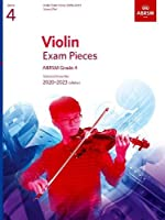 Violin Scales & Arpeggios ABRSM Grade 5: From