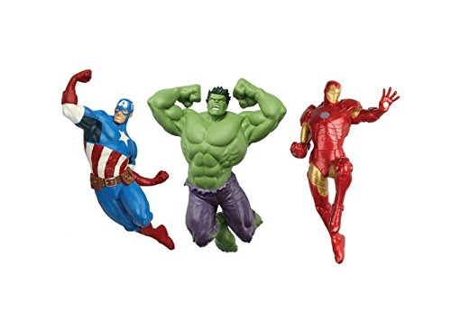 SwimWays Marvel Avengers Dive Characters