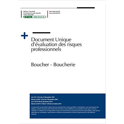 Dokument Einzigartige Beruf: Fleischermesser-Fleischerei-Buch Buchgebundenes + Datei Word