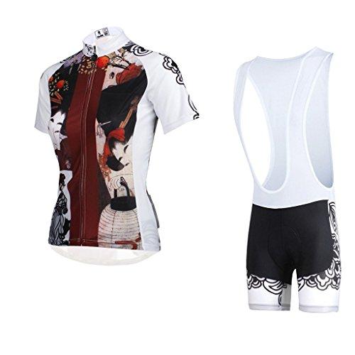 paladinsport-womens-multicolor-short-sleeve-cycling-clothes-and-bib-shorts-set-size-l