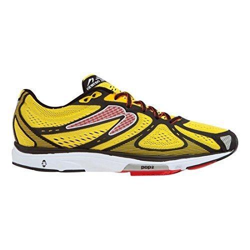 Newton Running Mens Kismet, Yellow/Black, 7.5 D