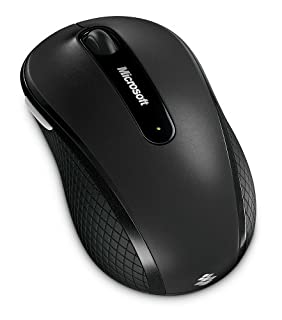 Microsoft Wireless Mobile Mouse 4000 for Business (B005058AGQ) | Amazon Products