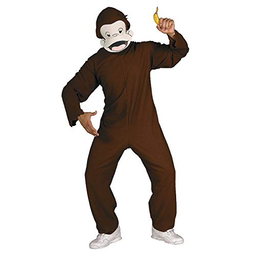 Fun Express - Curious George Adult Std for