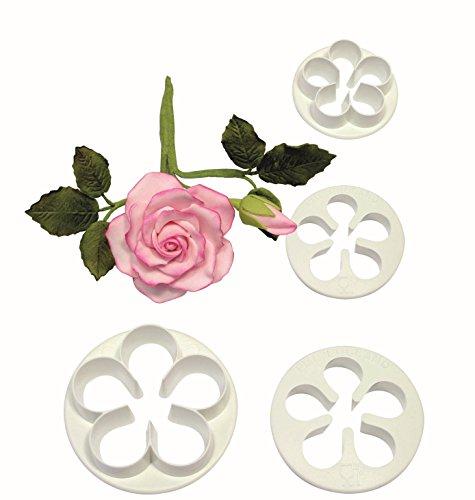 PME Cutters, 5 Petals, 3-Pack