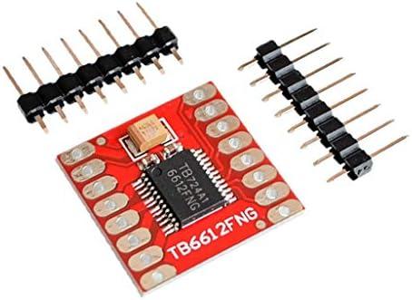 ZT-TTHG TB6612FNGデュアルコントローラDCボード1Aコントローラの交換カード