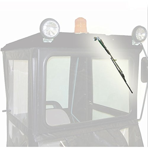 Original Tractor Cab Wiper Upgrade Kit For Hard Top Cab Enclosure (Original Tractor Cab)