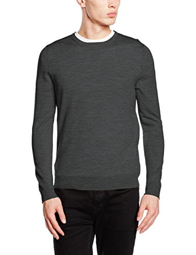 Mens Premium girocollo Jprmark Green verde Jack Jones Knit Noos Sweater balsamo g5w0PWqfFc