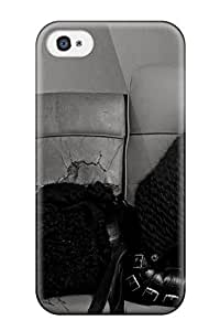 Top Quality Rugged Miley Cyrus 56 Case Cover For Iphone 4/4s