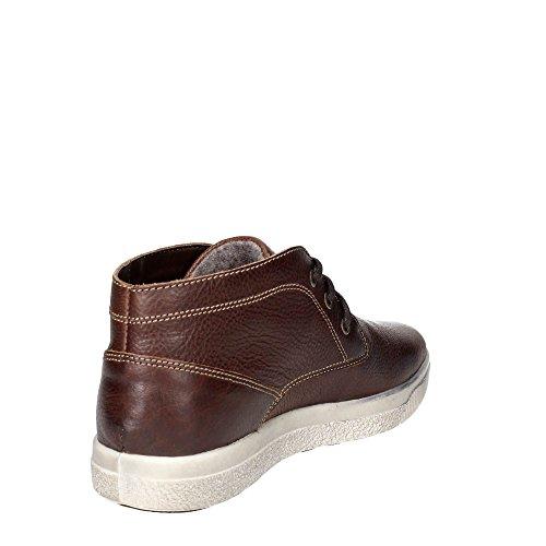 Imac 81641 Niedrige Sneakers Herren Hellgrau