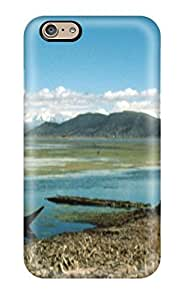 Iphone High Quality Tpu Case/ Titicaca Lake OGHLamC5543UVRie Case Cover For Iphone 6